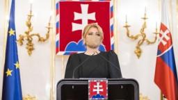 Prezidentka na budúci týždeň vystúpi v parlamente so správou o stave republiky