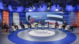 V Nemecku oficiálne ukončili predvolebnú kampaň. Prieskumy boli tesné