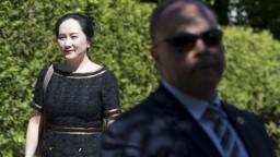 S exmanažérkou Huawei uzatvorili úrady dohodu, zahŕňa i zrušenie trestného stíhania