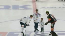 Hokejisti Nitry zvíťazili doma proti Košiciam. Podporiť ich prišla aj zlatá medailistka z Tokia