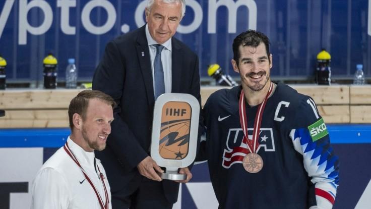 Novým šéfom Medzinárodnej hokejovej federácie sa stal Francúz Tardif