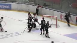 Do Prešova sa vrátil hokej, víťazstvo zaistil Kanaďan Welychka