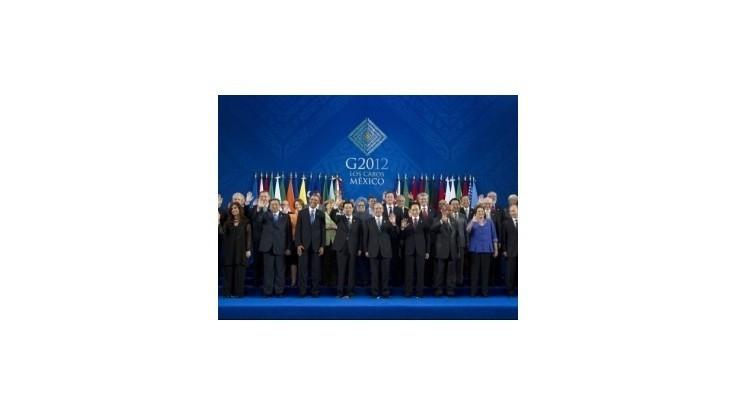 Niektoré krajiny G20 spochybnili efektívnosť programov ECB