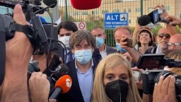 Puigdemont sa vráti do Belgicka. Prisľúbil však, že na pojednávanie príde