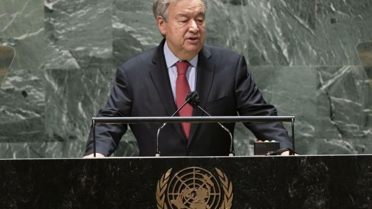Svet je neprijateľne blízko k zničeniu jadrovými zbraňami, tvrdí šéf OSN