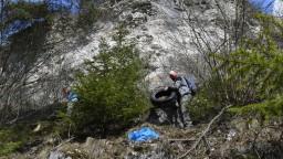 Disciplína turistov sa zlepšila. Počas Čistenia Slovenského raja vyzbierali najmenej odpadkov za posledné roky