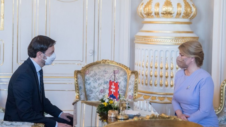 Čaputová sa stretne s premiérom, hovoriť majú o situácii v bezpečnostných zložkách