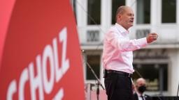 Konzervatívny blok CDU/CSU patrí do opozície, tvrdí Scholz