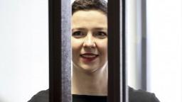 Rada Európy udelila cenu Václava Havla väznenej Maryji Kalesnikavovej
