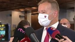 TB predsedu NR SR B. Kollára k prejavu prezidentky Z. Čaputovej o stave republiky