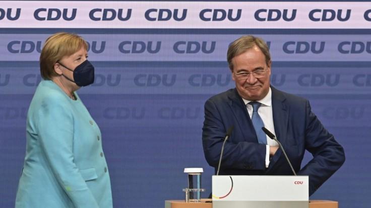 Laschet ako kolosálna chyba, Európa potrebuje lídra. Médiá reagujú na voľby v Nemecku