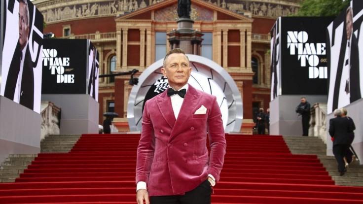 Nová bondovka má za sebou svetovú premiéru, Craig sa lúčil s úlohou agenta 007
