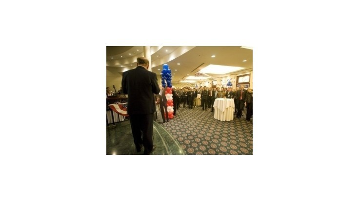 Americká volebná noc rezonovala aj v Bratislave