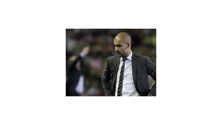 Guardiola možno zamieri na lavičku AC Milána