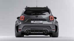 Ako bude vyzerať Dacia Duster v podaní Prior Design? Pozrite sa s nami
