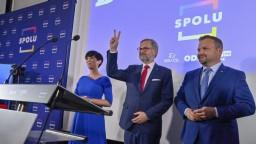 Tesný výsledok v českých voľbách: Koalícia SPOLU v poslednej chvíli predbehla ANO