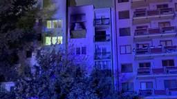 Po výbuchu v byte v Bratislave našli mŕtvu ženu. Obyvatelia bytovky čakajú na výrok statika