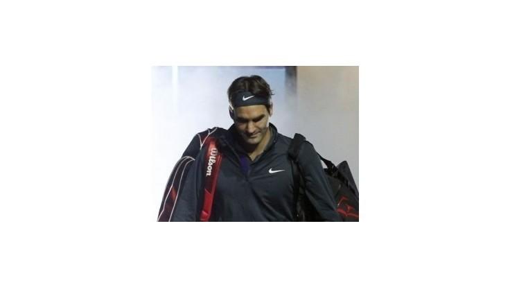Obhajca Federer prvým semifinalistom na Turnaji majstrov