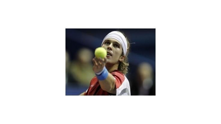 Lacko postúpil do štvrťfinále turnaja Slovak Open