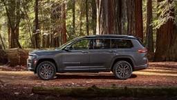Nový Jeep Grand Cherokee L 2021 nezanevrel na V8 ani v novej generácii