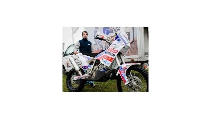 Jakeš v rámci prípravy na Dakar zvíťazil na Rely Tuniska