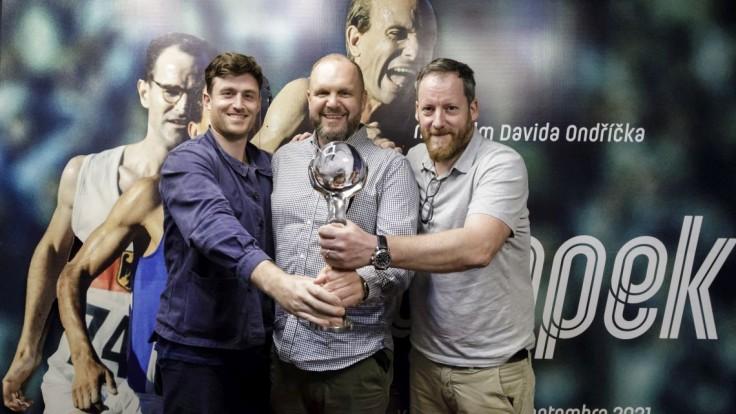 Česi poslali do boja o prestížnu sošku Oscara životopisný film Zátopek