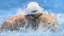 Sedem národných rekordov za osem dní. Plavec Adam Halas je vo vynikajúcej forme