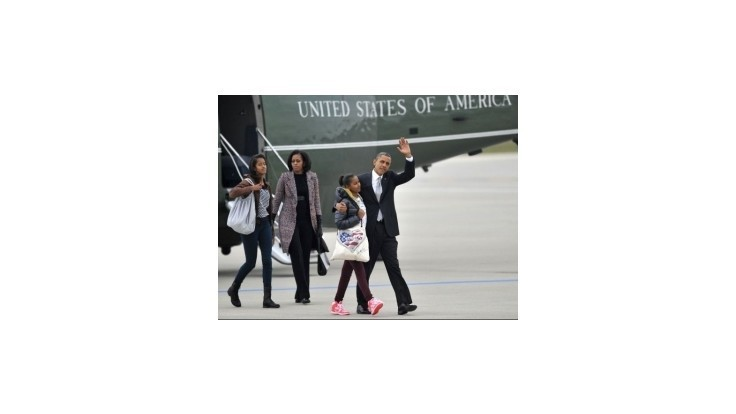 Demokrati vyhlásili Obamu za víťaza na Floride