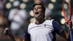 Fritz postúpil do osemfinále na turnaji ATP Masters 1000. Berrettini a Busta nečakane skončili