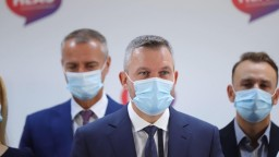 Pellegrini sa zastal Kažimíra: Obvinenie mu nebráni vo výkone funkcie
