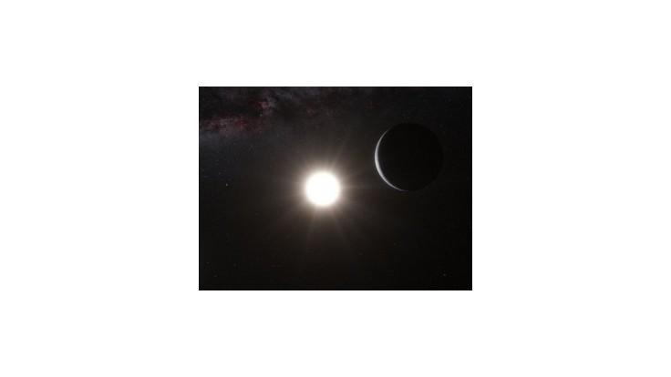 Objavili planétu, na ktorej môže byť tečúca voda