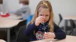 Na školách sa bude pokračovať so samotestovaním do konca roka, potvrdil Gröhling