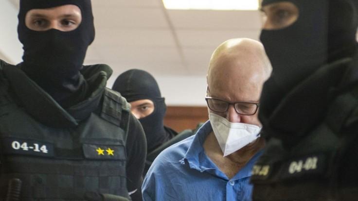 Volzová nemala s Ruskom dobrý vzťah, povedal na súde jej bývalý ochrankár