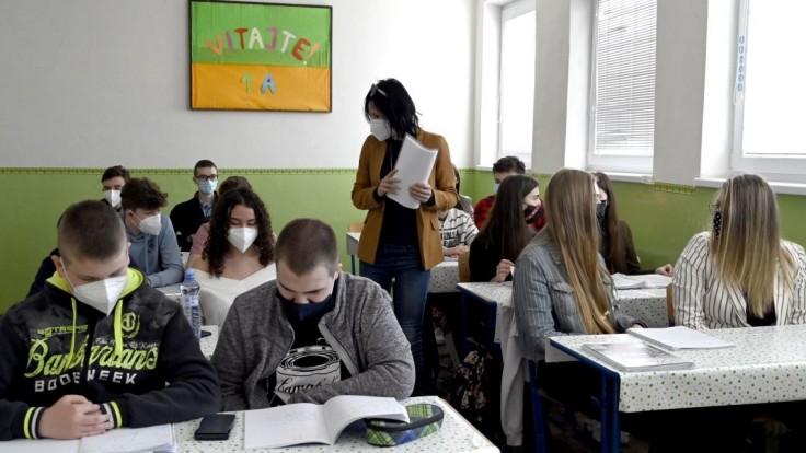 Ďalších sedem tried na východe Slovenska je v karanténe