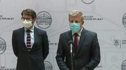 TB ministra zdravotníctva V. Lengvarského o aktuálnej epidemickej situácii na Slovensku