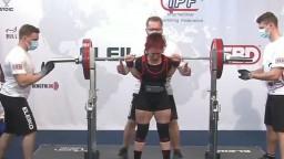 Skvelý úspech! Ivana Horná získala na majstrovstvách bronzovú medailu