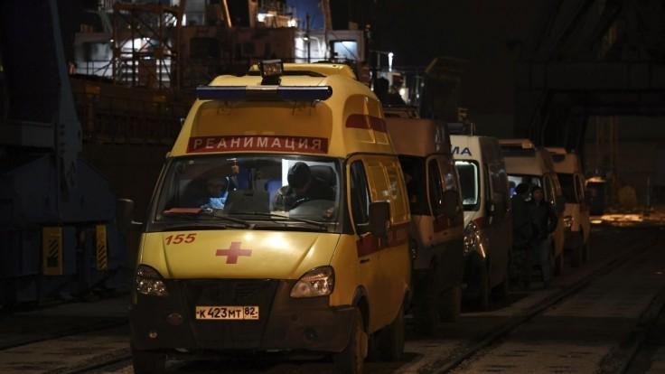 Rusko zaznamenalo rekordný počet nových prípadov nákazy koronavírusom