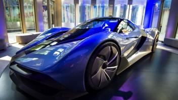 Auto na vodíkový pohon či letecký trenažér. Slovensko otvorilo pavilón na výstave Expo 2020