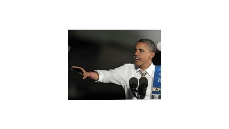 Obama bude rokovať s Kongresom o daňovej reforme