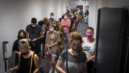 Koronavírus si vyžiadal ďalších osem obetí, testy odhalili stovky nakazených
