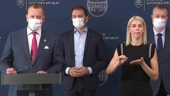 TB predstaviteľov vlády o pomoci ľuďom s exekúciami