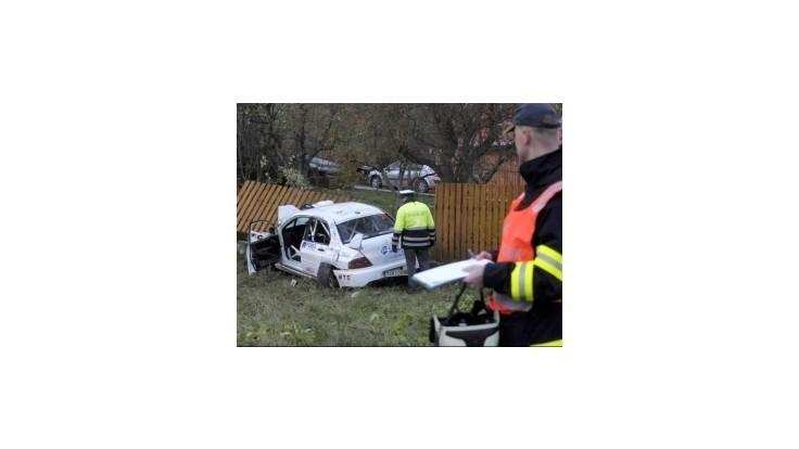 Štyria mŕtvi pri havárii na motoristických pretekoch v Čechách