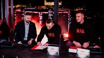 Na bojovú scénu prichádza nová Česko-Slovenská organizácia RFA