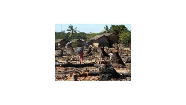 Pri silnom zemetrasení v Mjanmarsku zahynulo najmenej šesť ľudí