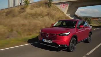 Uhladený dizajn a hybrid. Honda prichádza s novým modelom HR-V