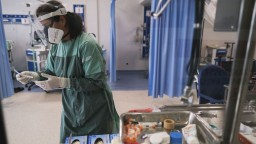 Ukrajina zaznamenala vyše 20-tisíc nových prípadov infekcie koronavírusom