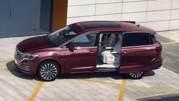 Nový Volkswagen Viloran má byť luxusným a priestranným MPV pre čínsky trh