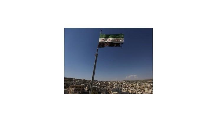Sýrska opozícia podpísala dohodu o vlastnom vládnom orgáne