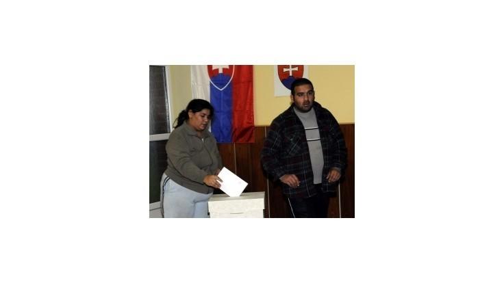 Rómovia hľadajú kandidátov do VÚC