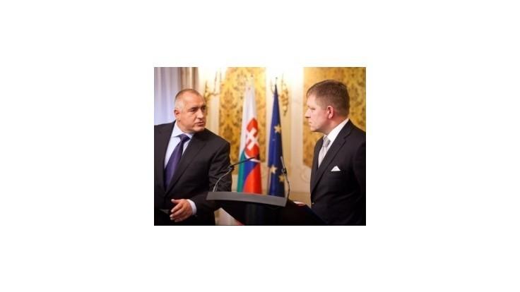 Bulharský premiér na Slovensku: Sme jediná nádej na hraniciach EÚ